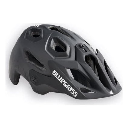 BLUEGRASS helma GOLDEN EYES 2020 černá -56/59 (bikeporn.cz)