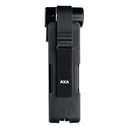 AXA zámek Newton FL90K klíč černá