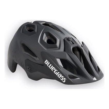 BLUEGRASS helma GOLDEN EYES 2020 černá -58/63 (bikeporn.cz)