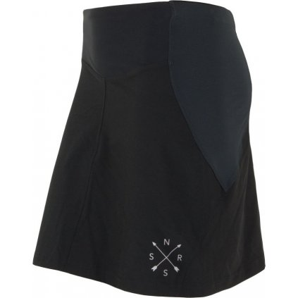 SENSOR INFINITY dámská sukně černá