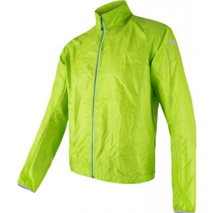 Pánská bunda SENSOR Parachute zelená