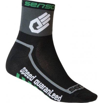 Ponožky SENSOR Race lite hand černá