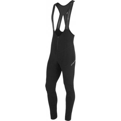 Pánské cyklo kalhoty s kšandami SENSOR Cyklo race zero černá
