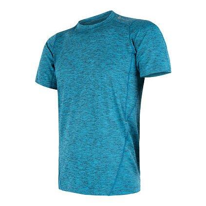 SENSOR MOTION pánské triko kr.rukáv modrá (Akce B2B)