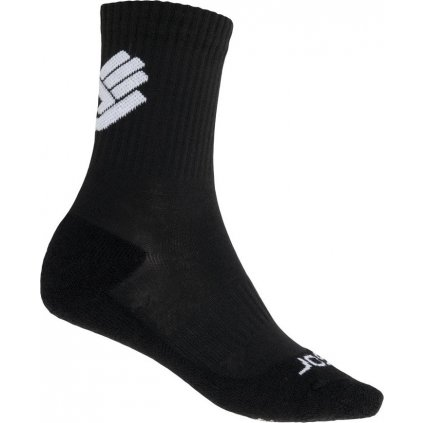 Ponožky SENSOR Race merino černá