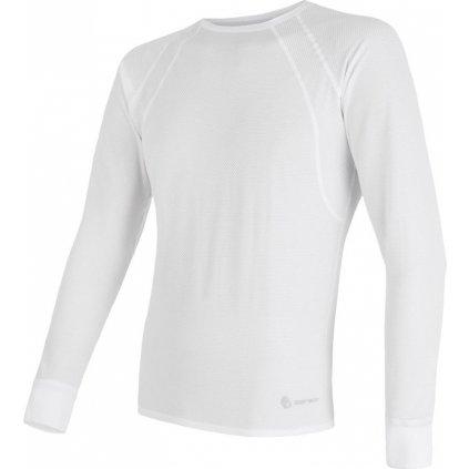 Pánské funkční triko SENSOR Coolmax Air bílá