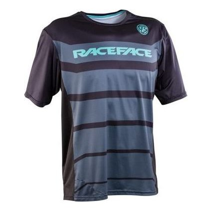 RACE FACE dres kr. rukáv INDY pánský černá