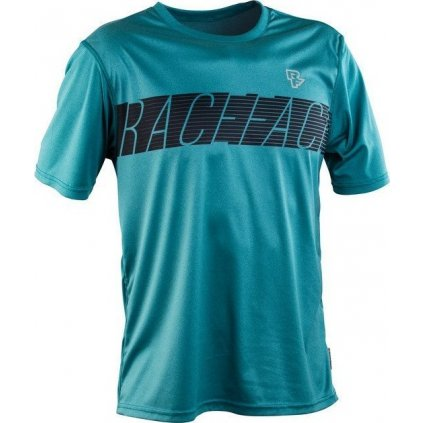 Pánský cyklodres RACE FACE Trigger torino modrá