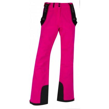 Dámské lyžařské kalhoty KILPI Europa-w růžová