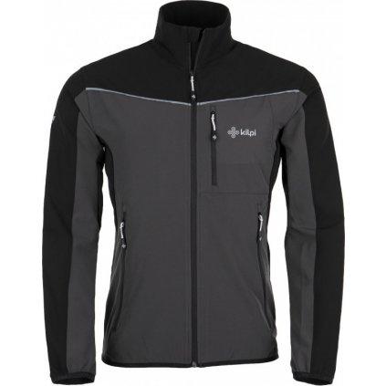 Pánská outdoorová bunda KILPI Bandit-m černá