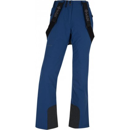 Dámské lyžařské kalhoty KILPI Elare-w tmavě modrá