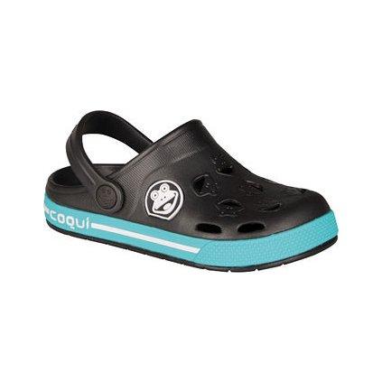 Dětské sandály LITEX Coqui Froggy