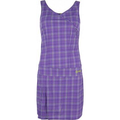 Dámské šaty KILPI Galla fialová