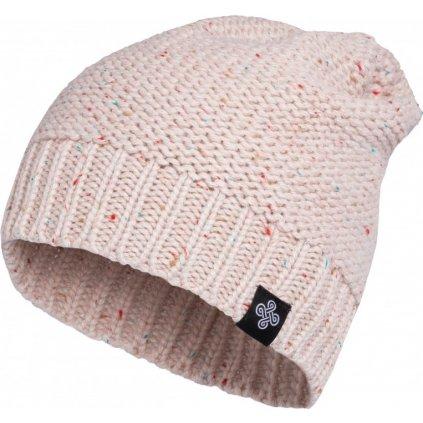 Dámská pletená čepice KILPI Heaven-w bílá