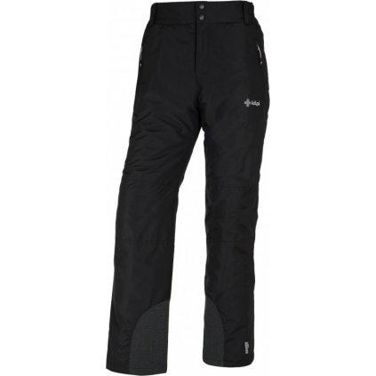 Pánské lyžařské kalhoty KILPI Gabone-m černá