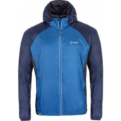 Pánská outdoorová bunda KILPI Arosa-m tmavě modrá