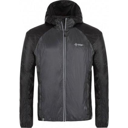 Pánská outdoorová bunda KILPI Arosa-m černá