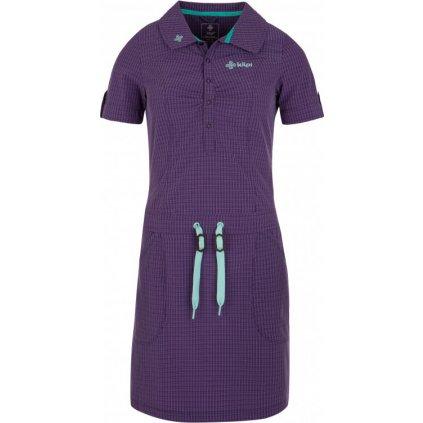 Dámské šaty KILPI Kalkata-w fialová