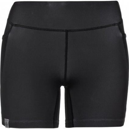Dámské běžecké šortky KILPI Dominga-w černá