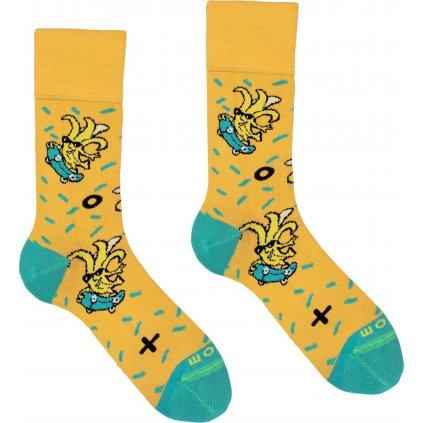 Ponožky WOOX Soccus Fructus
