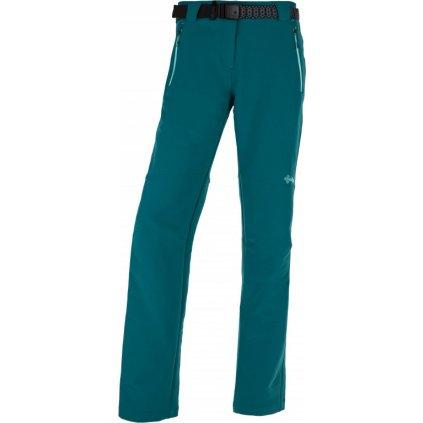 Dámské outdoorové kalhoty KILPI Zaria-w modrá
