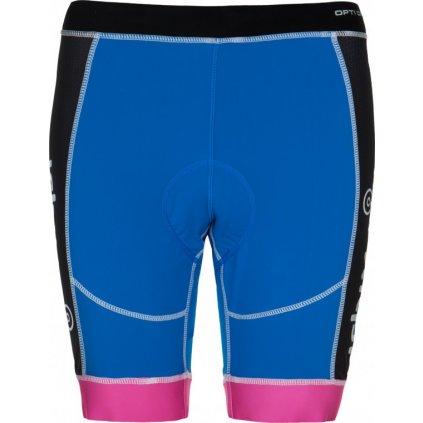 Dámské cyklistické kraťasy KILPI Troi-w modrá