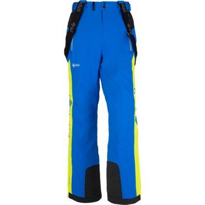 Pánské lyžařské kalhoty KILPI Team pants x-m modrá