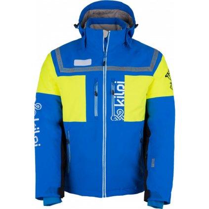 Pánská lyžařská bunda KILPI Team x-m modrá