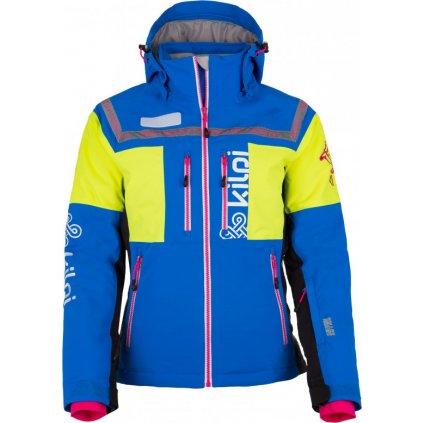 Dámská lyžařská bunda KILPI Team x-w modrá