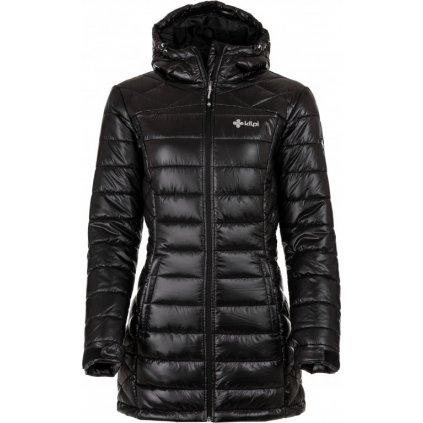 Dámský zimní kabát KILPI Sydney-w černá