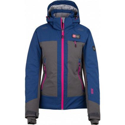 Dámská lyžařská bunda KILPI Sawa-w šedá