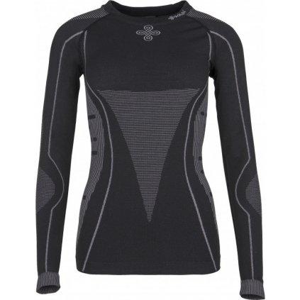 Dámské termo tričko KILPI Nixtop-w černá