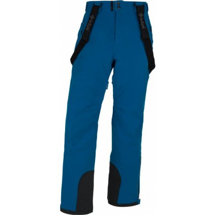 Pánské lyžařské kalhoty KILPI Methone-m modrá