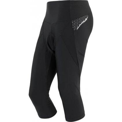 Dámské 3/4 cyklo kalhoty SENSOR Cyklo race černá
