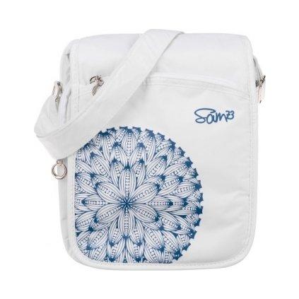Dámská taška SAM 73 bílá