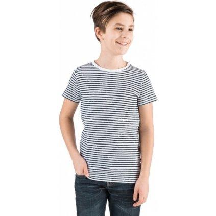 Chlapecké triko SAM 73 modrá
