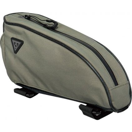 Brašna na řidítka TOPEAK Bikepacking Toploader, 0.75l zelená