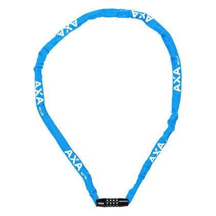 Zámek AXA Rigid chain RCC 120 kód modrá