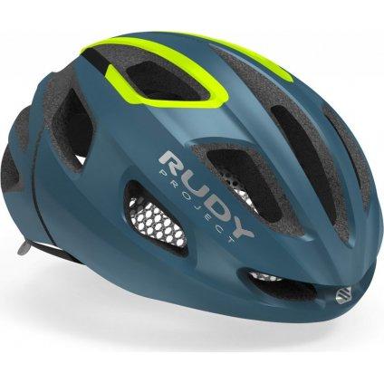 Cyklistická helma RUDY Rush šedá
