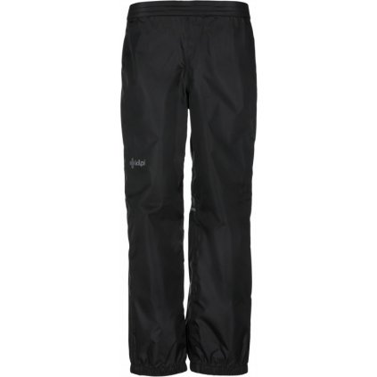 Dětské outdoorové kalhoty KILPI Keri-j černá