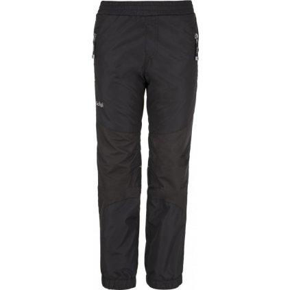 Dětské outdoorové kalhoty KILPI Jordy-j černá