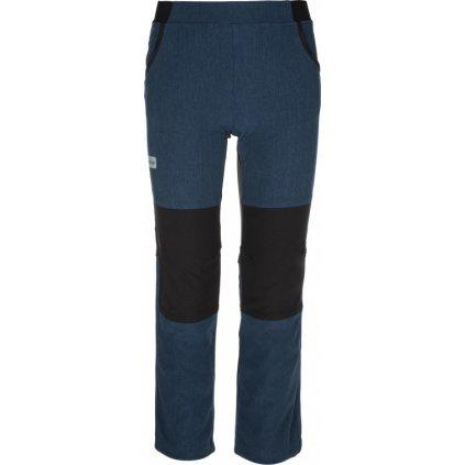 Dětské outdoorové kalhoty KILPI Karido-jb tmavě modrá