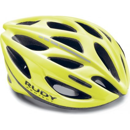 Cyklistická helma RUDY Zumy žlutá