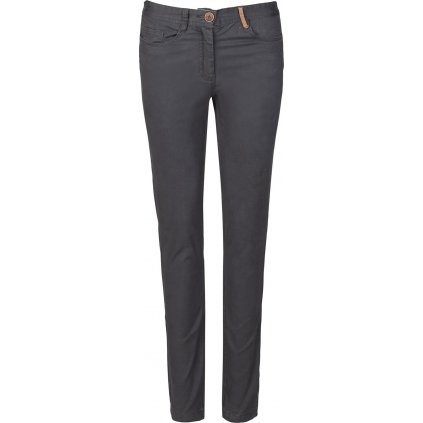 Dámské bavlněné kalhoty O'STYLE Kelsie modré