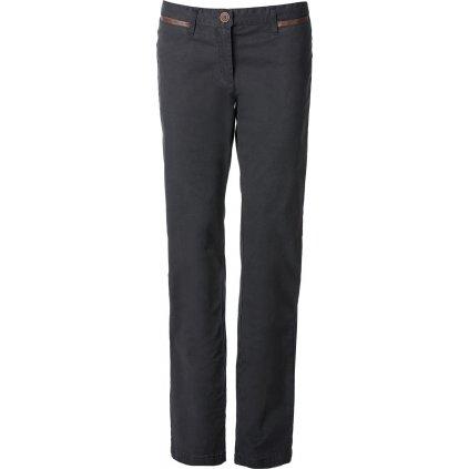 Dámské bavlněné kalhoty O'STYLE Makayla modré