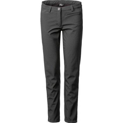 Dámské prodloužené softshellové kalhoty O'STYLE Katy černé