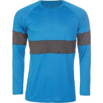 Chlapecké funkční triko O'STYLE Chris modročerné