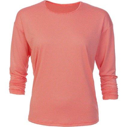 Dívčí funkční triko O'STYLE Belen korálové