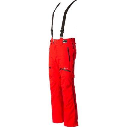 Lyžařské kalhoty O'STYLE Val III červené