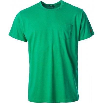 Pánské bavlněné triko O'STYLE Pedro zelené